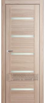 Дверь 7X капучино