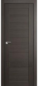 Дверь 7X (глухая) Грей