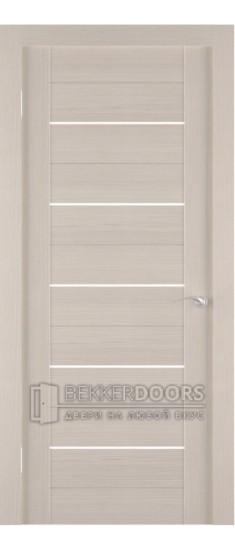 Дверь ПГ Эко-6 Беленый дуб