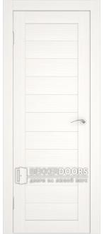 Дверь ПГ S1  Белый мелинга