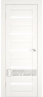 Дверь ПО S6 Белый мелинга
