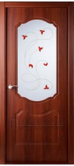 Дверь Перфекта ПО Итальянский орех