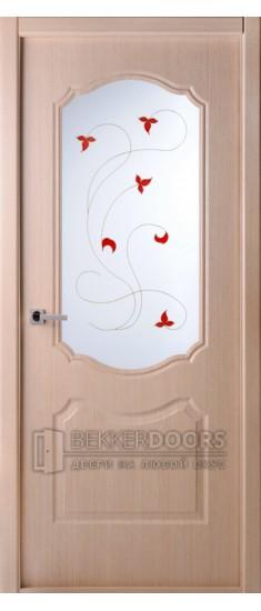 Дверь Перфекта ПО Клен Серебристый