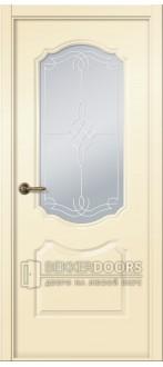 Дверь Перфекта ПО ваниль