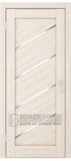 Дверь Диагональ ПО 1 капучино