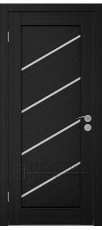 Дверь Диагональ ПО 1 Венге