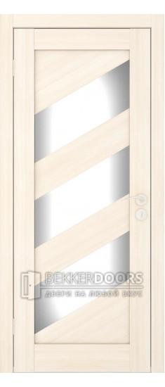 Дверь Диагональ ПО 2 Беленый дуб