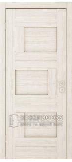Дверь Домино ПГ  капучино