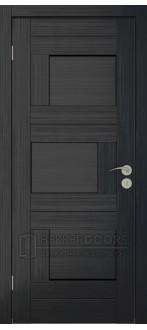 Дверь Домино ПГ  Венге