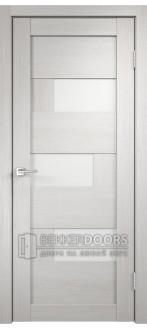 Дверь DOMINO 1 Беленый дуб