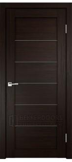 Дверь INTERI 5/0 Венге