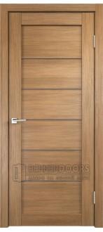 Дверь INTERI 5/0 Золотистый дуб