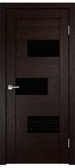 Дверь DOMINO 1 Венге