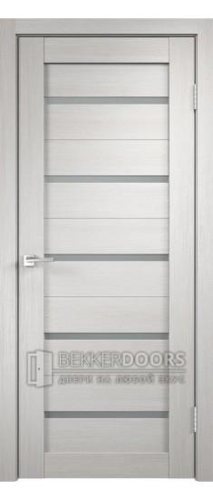 Дверь DUPLEX 1 Беленый дуб