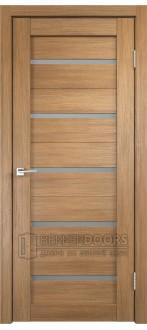 Дверь DUPLEX 1 Золотистый дуб