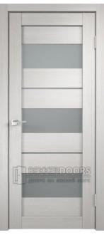 Дверь DUPLEX 12 Беленый дуб