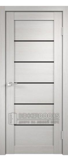 Дверь LINEA 1 Беленый дуб