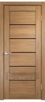 Дверь LINEA 1 Золотистый дуб