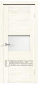 Дверь MODERN 1 Слоновая кость