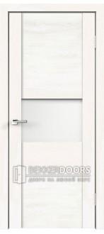 Дверь MODERN 1 ясень белый