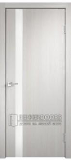 Дверь SMART Z1 лакобель Беленый дуб