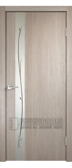 Дверь SMART Z1 зеркало капучино