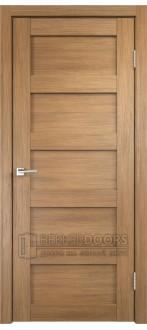 Дверь TREND 5P Золотистый дуб