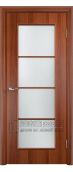 Дверь 4С10 Итальянский орех