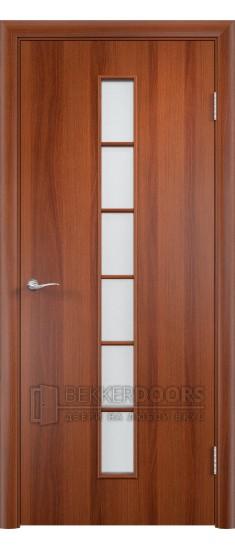 Дверь 4С2 Итальянский орех