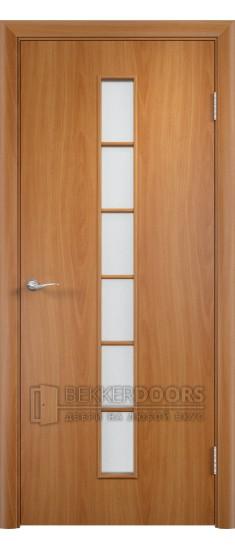 Дверь 4С2 Миланский орех
