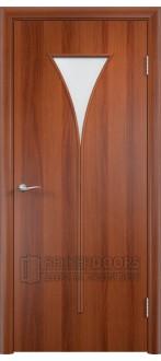 Дверь 4С3 Итальянский орех