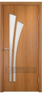 Дверь 4С4 Миланский орех