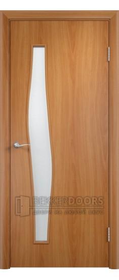 Дверь 4С6 Миланский орех