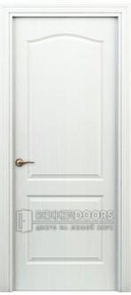 Дверь Палитра ПГ Белый