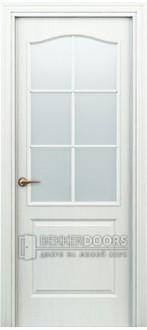 Дверь Палитра ПО Белый