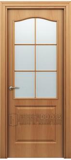 Дверь Палитра ПО Миланский орех