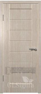 Дверь ПГ Sigma-11 Беленый дуб