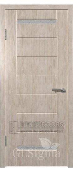 Дверь ПО Sigma-12 Беленый дуб