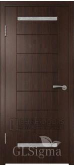 Дверь ПО Sigma-12 Венге
