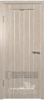 Дверь ПГ Sigma-21 Беленый дуб