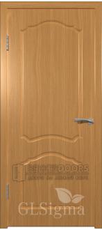 Дверь ПГ Sigma-31 Миланский орех