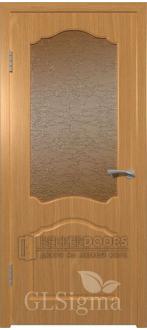 Дверь ПО Sigma-32 Миланский орех