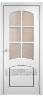 Дверь Кэрол ДО Белый