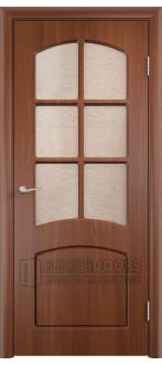 Дверь Кэрол ДО Итальянский орех