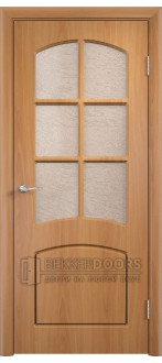 Дверь Кэрол ДО Миланский орех