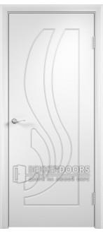 Дверь Лиана ДГ Белый