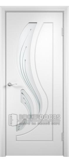 Дверь Лиана ДО Белый