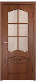 Дверь Лидия ДО Итальянский орех