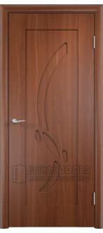 Дверь Милена ДГ Итальянский орех