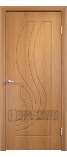Дверь Лотос ПГ Миланский орех
